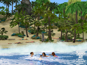 Sims 2 Screenshot